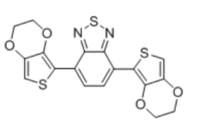 4,7-Bis(thieno[3,4-b][1,4]dioxin-5-yl)benzo[c][1,2,5]thiadiazole
