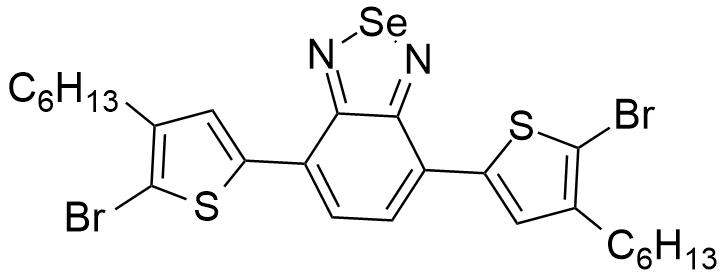4,7-Bis(5-bromo-4-hexylthiophen-2-yl)benzo[c][1,2,5]selenadiazole