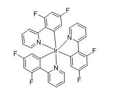 Tris[4,6-difluoro-2-(2-pyridyl)phenyl-C2,N]iridium(III)
